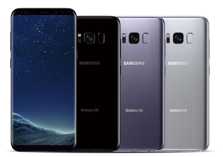 El Galaxy S8 ya ha vendido 5 millones de unidades - galaxy-s8-hero-colors