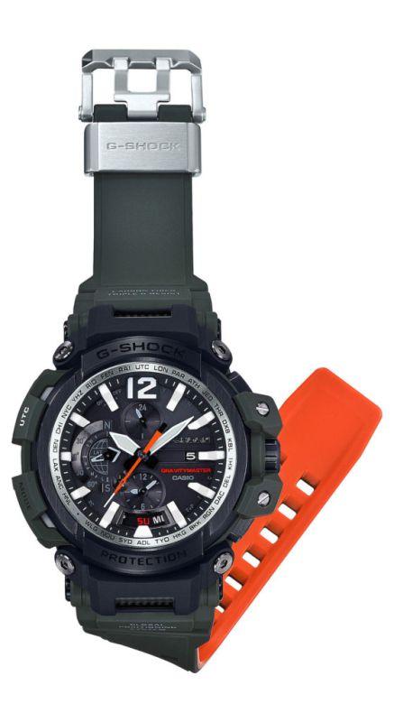 GPW-2000: nuevo G-Shock con sistema de sincronización en 3 tiempos - gpw-2000-437x800