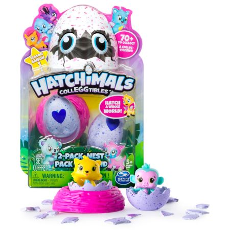 hatchimals colleggtibles 4 450x450 Spin Master lanza los nuevos Hatchimals CollEGGtibles