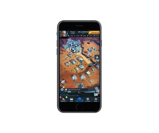 Empire: Millennium Wars,nuevo juego de estrategia móvil de Goodgame Studios - juego-de-estrategia-movil-empire-millennium-wars