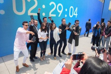 Samsung crea una experiencia única en Plaza Carso por la llegada del Galaxy S8