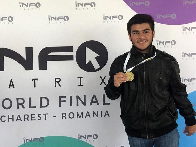 mexicano informatrix rumania Preparatoriano mexicano gana oro por cortometraje en Informatrix Rumania