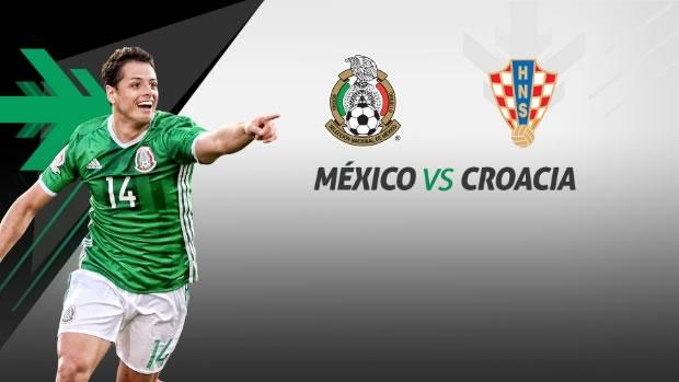 México vs Croacia, Partido Amistoso 2017 | Resultado: 1-2 - mexico-vs-croacia-amistoso-2017-en-vivo
