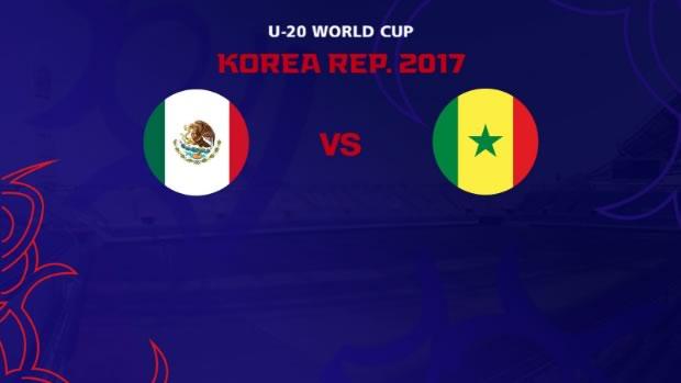 México vs Senegal, Mundial Sub 20 2017 | Resultado: 1-0 - mexico-vs-sengal-sub-20-2017-televisa-deportes