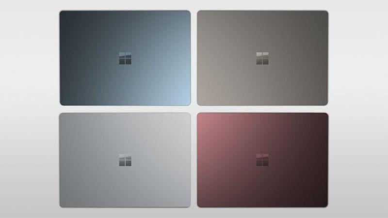 Se filtran fotos de la supuesta Microsoft Surface Laptop - msft-surface-laptop-colors