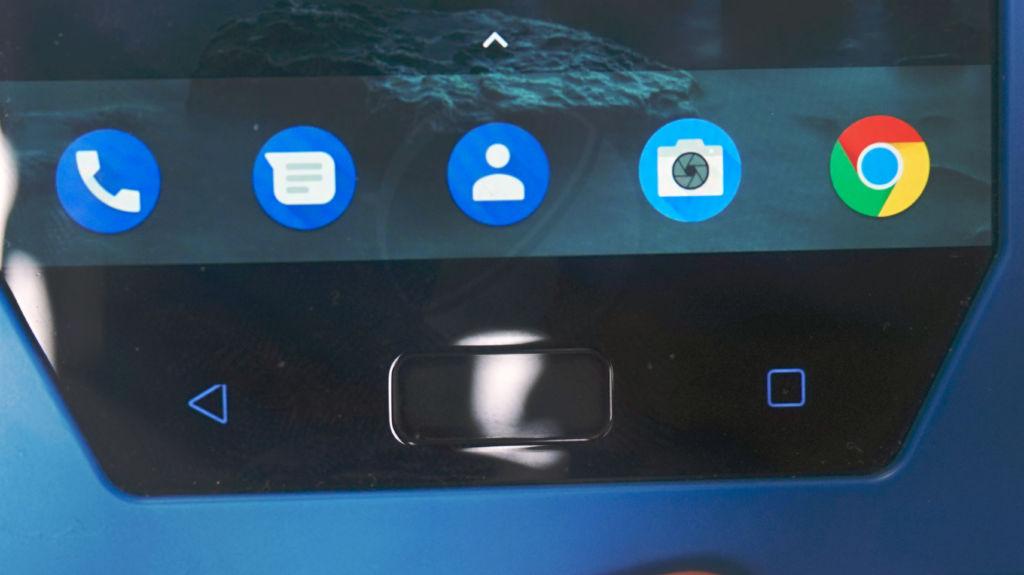 n9 fingerprint sensor Nokia 9 hace su aparición de manera extraoficial