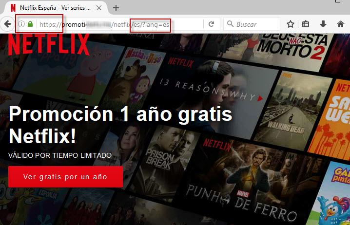 Descubren engaño en WhatsApp que ofrece Netflix gratis ¡Alerta! - netflix-https
