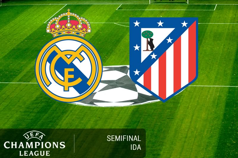 Real Madrid vs Atlético de Madrid, Semifinal Champions 2017 | Resultado: 3-0 - real-madrid-vs-atletico-de-madrid-semifinal-champions-2017