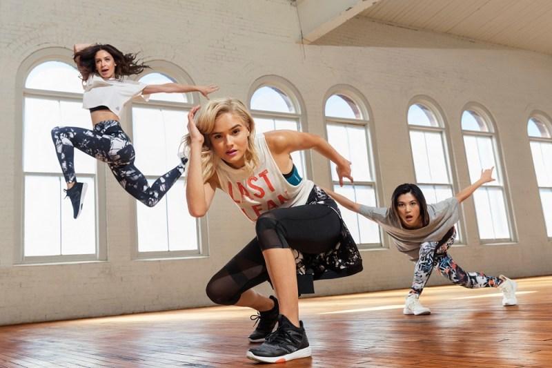reebok city series dance 800x533 Reebok City Series Dance, la nueva colección de Reebok para mujeres