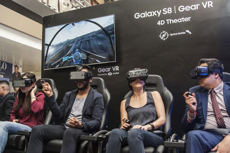 Samsung inaugura nuevo Galaxy Studio en Perisur - samsung-galaxy-studio-perisur-foto-3