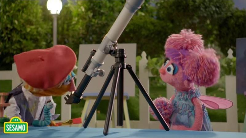 Pequeñas aventureras, la serie de Sésamo para niñas en YouTube Kids - sesamo-pequenas-aventureras
