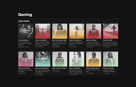 Gaming México: nueva categoría de Spotify para los fanáticos de los videojuegos
