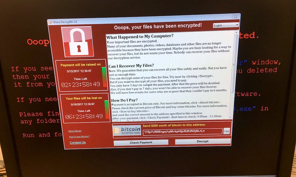 Logran detener los ataques de WannaCry - wannacry-wirking