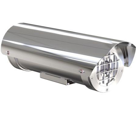 Axis lanza cámaras con protección contra explosiones y tecnologías térmicas