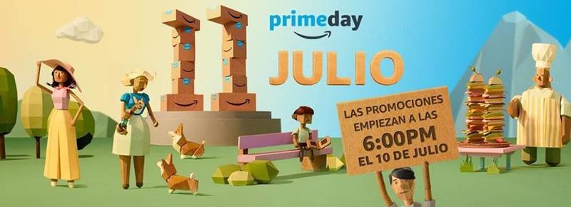 Amazon México participará en el Prime Day 2017 por primera vez - amazon-mexico-prime-day-2017
