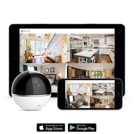 EZVIZ, soluciones en tecnología de video inteligente ¡llega a BEST BUY México!