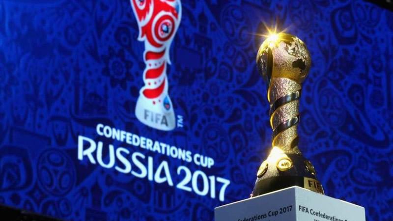 calendario de copa confederaciones 2017 Calendario de la Copa Confederaciones 2017 y dónde podrás ver los partidos