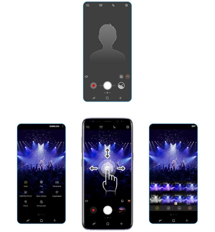 camara galaxy s8 5 Conoce más de la cámara del Samsung Galaxy S8