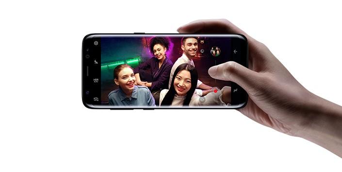 Conoce más de la cámara del Samsung Galaxy S8 - camara-s8-2