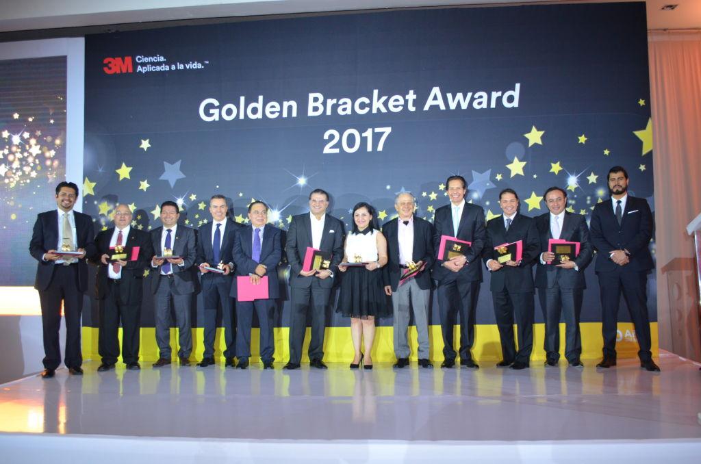 concurso golden bracket award 2017 Los ganadores de la final del concurso Golden Bracket Award 2017