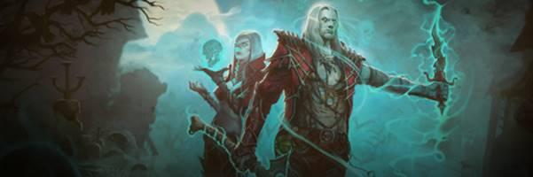 diablo iii Conoce la historia de los Nigromantes, la nueva clase de Diablo III