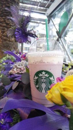 Taro Frapuccino al estilo Starbucks por tiempo limitado