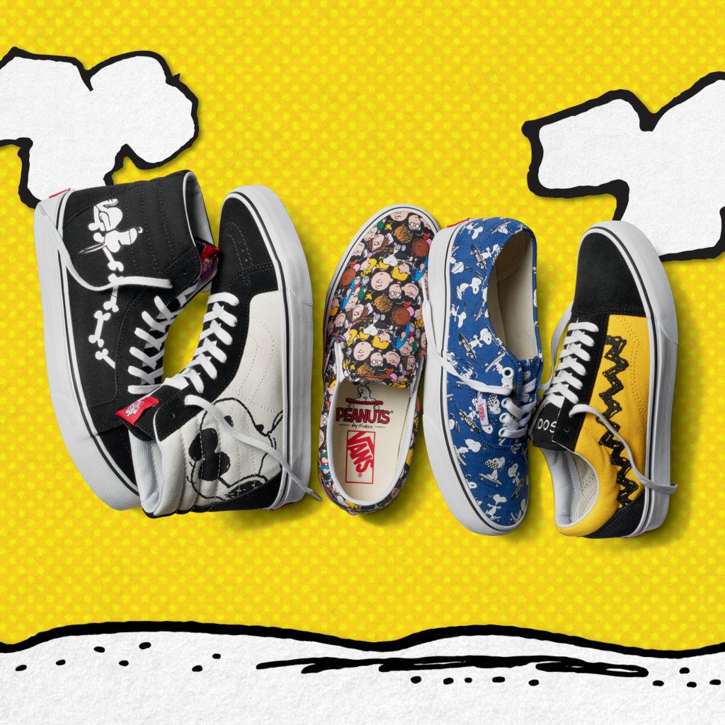 Vans lanza nueva colección PEANUTS - fa17_classics_peanuts_collection_elevated