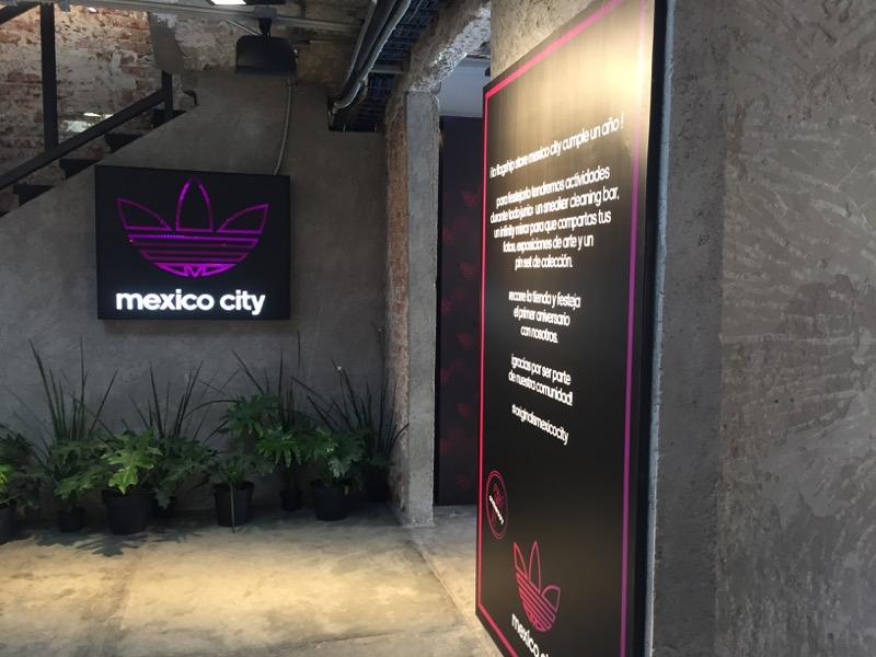 Adidas Originals Flagship Store Mexico City sigue de celebración ¡conoce sus actividades! - flagship-store-mexico-city-de-adidas-originals_2-800x600