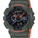 G-Shock presenta su nueva serie Layered Neon Color - ga-110ln-3a_jf_dr