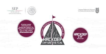HackDef 2017: Primer concurso en Mexico de Hackeo colegial a nivel nacional