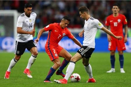 Horario Chile vs Alemania y canal; Final Confederaciones 2017