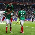 Horario México vs Rusia y canales para verlo; Confederaciones 2017