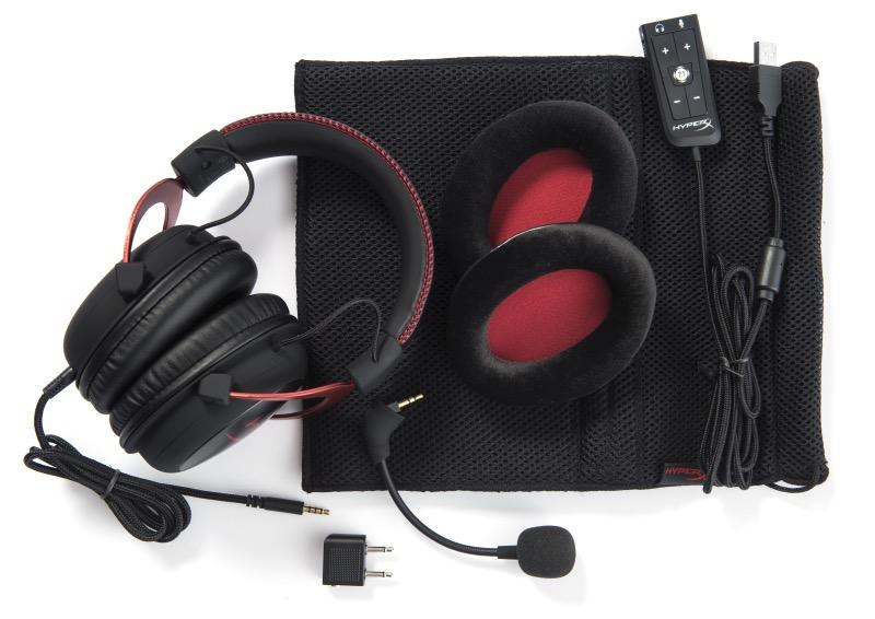 Gadgets para papás gamers profesionales - hyperx-cloud-ii_1-800x566