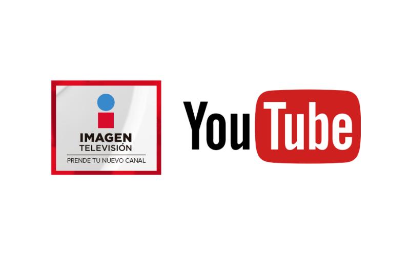 Grupo Imagen ofrecerá nueva experiencia de contenidos respaldados por YouTube - imagen-tv-you-tube-800x500