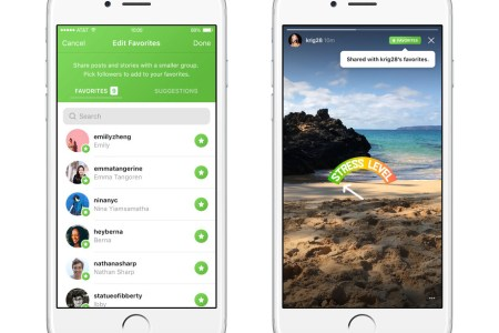 Favoritos de Instagram: comparte contenido sólo con tus más cercanos