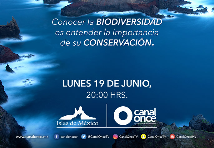 """Documental """"Islas de México"""" se estrena este 19 de junio en Canal Once - islas-de-mexico-postal"""