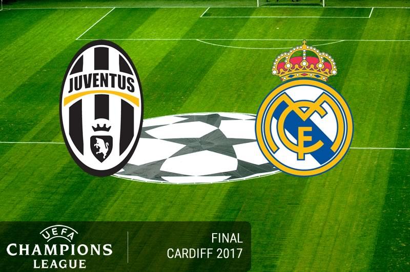Juventus vs Real Madrid, Final de Champions 2017 | Resultado: 1-4 - juventus-vs-real-madrid-final-de-champions-2017