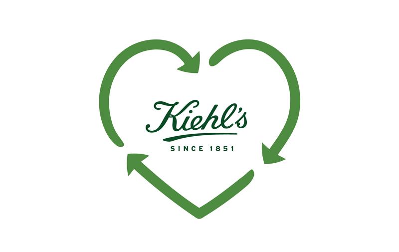 Kiehl's se suma al cuidado del medio ambiente apoyando con su programa de reciclaje - kiehls-reciclaje-800x505