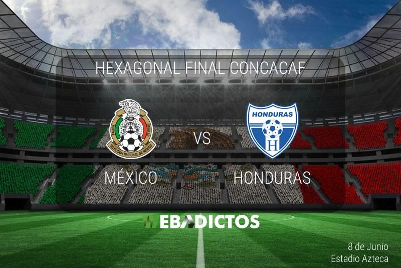 México vs Honduras, Hexagonal CONCACAF 2017 ¡En vivo por internet! - mexico-vs-honduras-hexagonal-2017