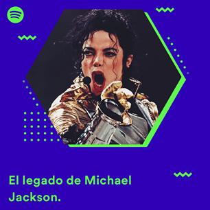 """Spotify hace un homenaje a Michael Jackson: Larga vida a """"El Rey del Pop"""""""