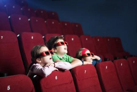 3 beneficios que tienen los niños al aprender de cine
