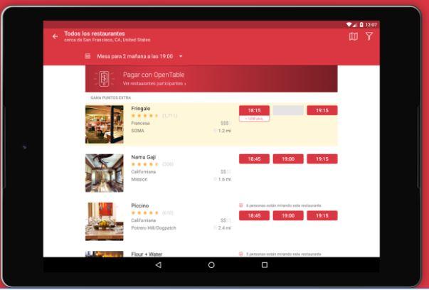 open table app google play store Tecnología al alcance del bolsillo para celebrar a tu papá