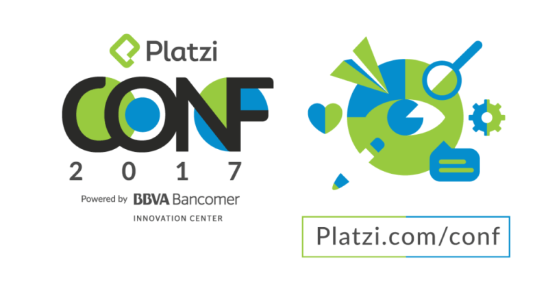 PlatziConf 2017 llega a México en su octava edición - platziconf-2017-800x418