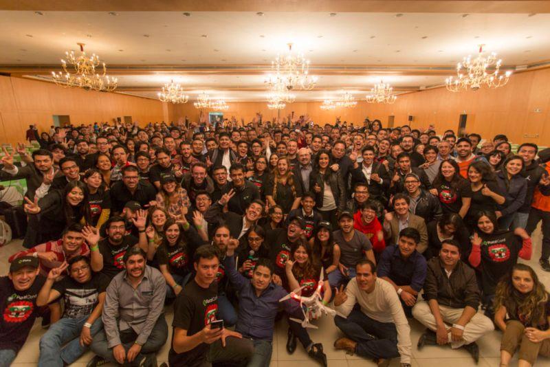 PlatziConf 2017 llega a México en su octava edición - platziconf2016-800x534