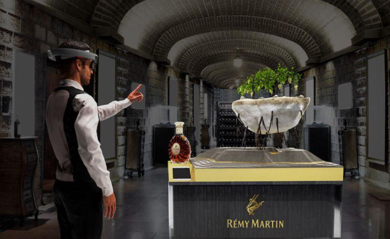 Rémy Martin lanza a nivel mundial la experiencia Microsoft HoloLens - remy-martin-anuncia-a-nivel-mundial-la-experiencia-microsoft-hololens-800x490