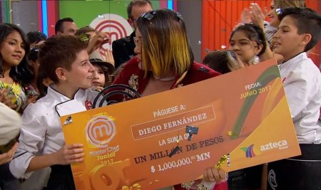 Revive el capítulo final de MasterChef Junior México 2017