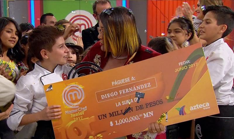 repeticion final masterchef junior mexico 2017 Revive el capítulo final de MasterChef Junior México 2017