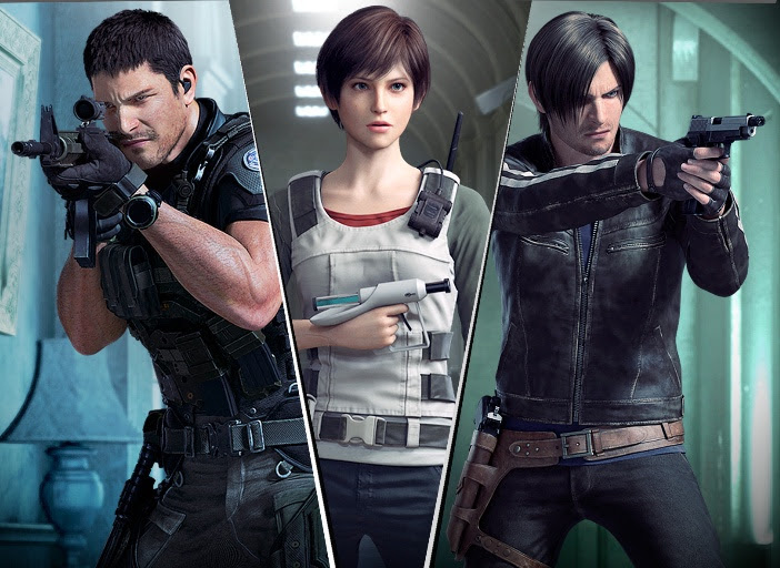 Cinépolis presenta la película animada en 3D, Resident Evil: Vendetta - resident-evil-vendetta