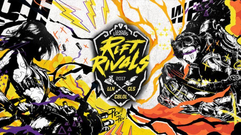 Los campeones de LAN se enfrentarán a Latinoamérica Sur y Brasil en Rift Rivals - rift-rivals-800x450