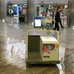 Leo, innovador robot de equipaje, llega a la Cuidad de México